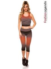 Set Fitness Shark Orange