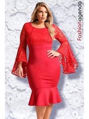 Rochie XXL Desire 118 Rosie