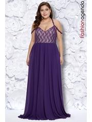 Rochie XXL Desire 192 Violet