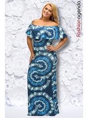 Rochie XXL Desire 194 Blue