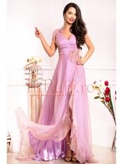 Rochie eleganta lila